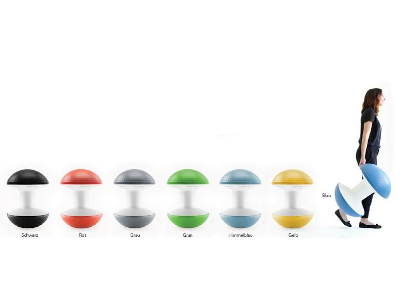 humanscale ballo b10bw sitzball b rostuhl. Black Bedroom Furniture Sets. Home Design Ideas