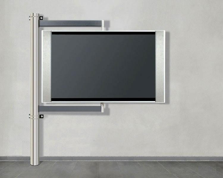 Wissmann tv wandhalterung solution art 112 - Tv halterung selber bauen ...